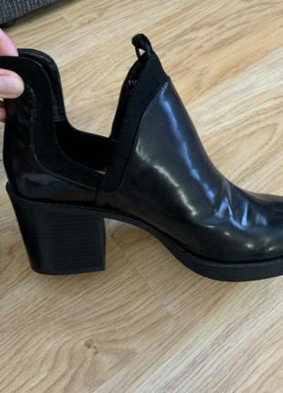 Ботинки женские zara3 фото