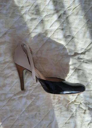 Туфли кожаные  36,6р2 фото
