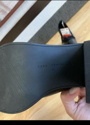 Ботинки женские zara5 фото