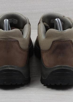 Кожаные треккинговые кроссовки scarpa оригинал, размер 406 фото