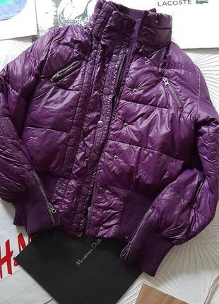 🦋 хорошая короткая куртка размера s1 фото