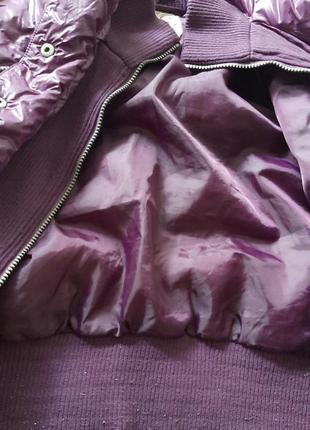 🦋 хорошая короткая куртка размера s4 фото