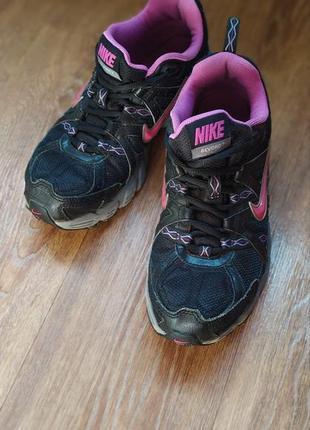 Nike! кроссовки 25 см3 фото
