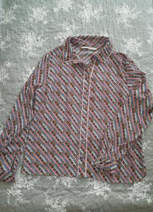 Рубашка блуза1 фото
