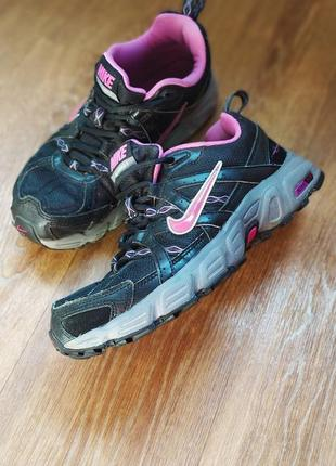 Nike! кроссовки 25 см1 фото