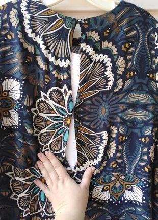 Платье мини с красивой спиной5 фото