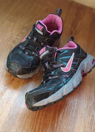Nike! кроссовки 25 см5 фото