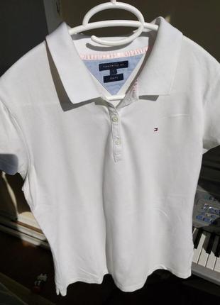 Тенниска поло футболка в отлтчном состоянии!3 фото