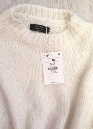 Шикарный свитер в полоску bershka7 фото