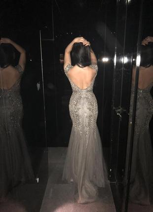 Платье вечернее jovani4 фото