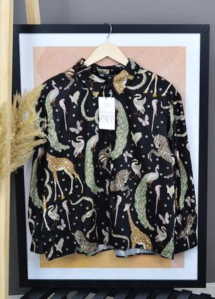 Блузка zara1 фото
