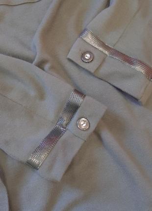 Легкий пиджак,рубашка,шерсть!!2 фото