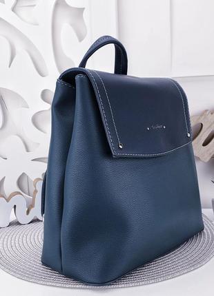 Темно-зеленый рюкзак david jones 30×28×131 фото