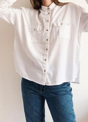Рубашка oversize topshop4 фото
