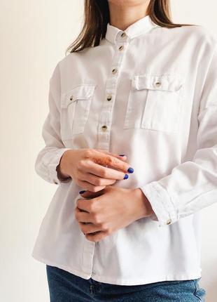 Рубашка oversize topshop5 фото