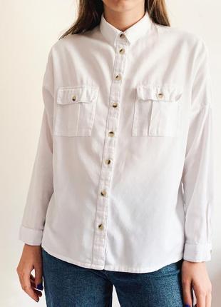 Рубашка oversize topshop3 фото