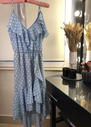 Платье сарафан 2020 тренд