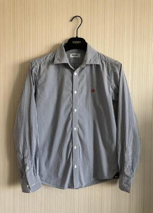 Рубашка moschino, xs1 фото