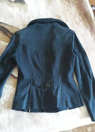 Пиджак h&m размер 36 s (m)2 фото
