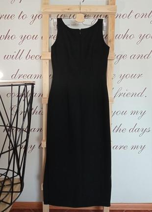 Классическое черное платье2 фото