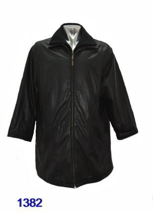 Franco callegari куртка мужская кожаная