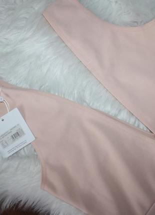 Персиковое макси платье7 фото