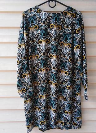 Платье мини с красивой спиной