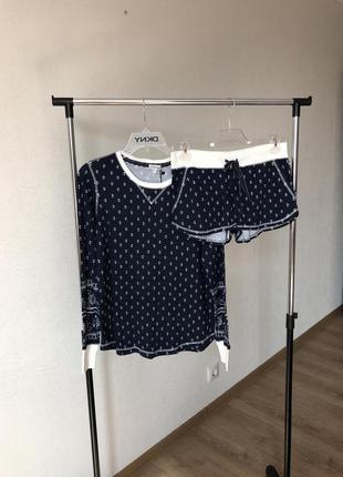 Пижама с шортами p.j.salvage1 фото
