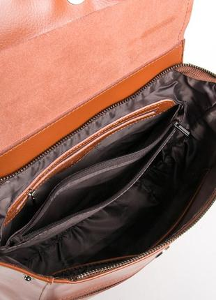 Сумка женская рюкзак кожа4 фото