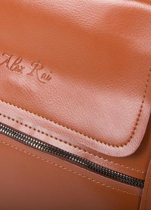 Сумка женская рюкзак кожа3 фото