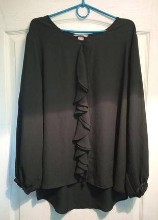 Шикарна блуза1 фото