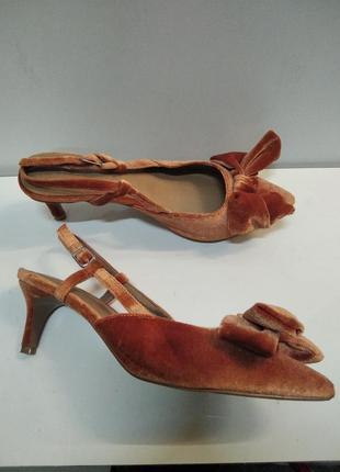 Туфли, балетки, босоножки3 фото