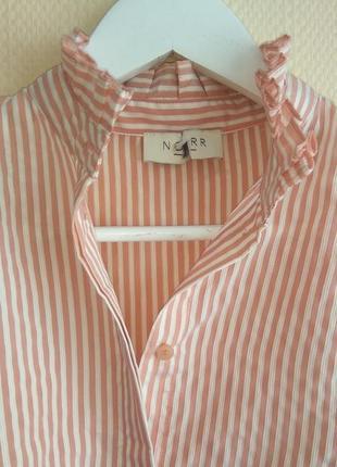 Красивая блузка .3 фото