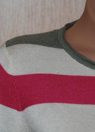 Кофточка бренда tu/ с вставкой имитацией рубашки/7 фото