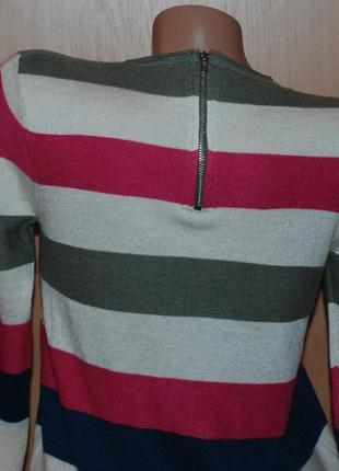 Кофточка бренда tu/ с вставкой имитацией рубашки/8 фото