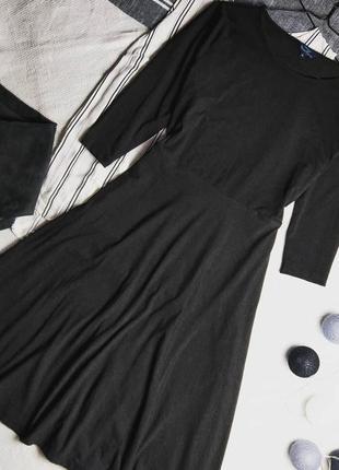 Платье с отрезной талией1 фото