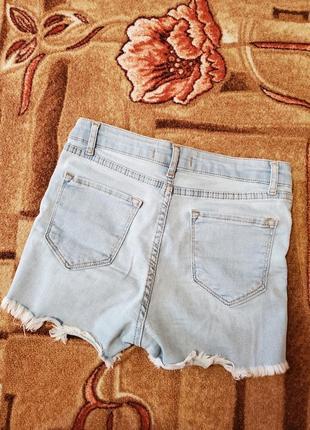Шорты джинсовые2 фото