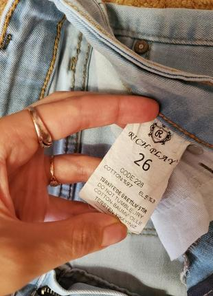 Шорты джинсовые4 фото