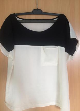 Легкая блуза блузка h&m