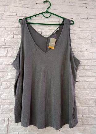 Женская блуза,майка,топ большого размера2 фото