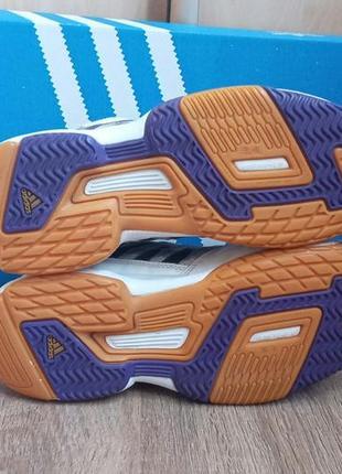 Женские кроссовки adidas opticourt 40.5 р осенние,беговые,игровые3 фото