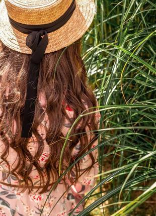 Соломенная шляпа3 фото