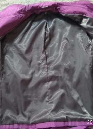 Плащ/ курточка/ пиджак5 фото
