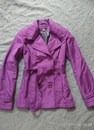 Плащ/ курточка/ пиджак1 фото
