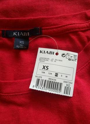 Кофта реглан женская красная  kiabi4 фото