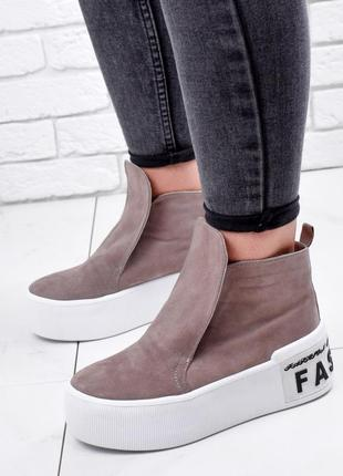 Красивенные ботинки1 фото