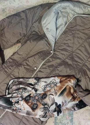 Двухсторонняя куртка2 фото
