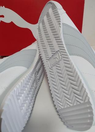Белые женские кроссовки puma4 фото