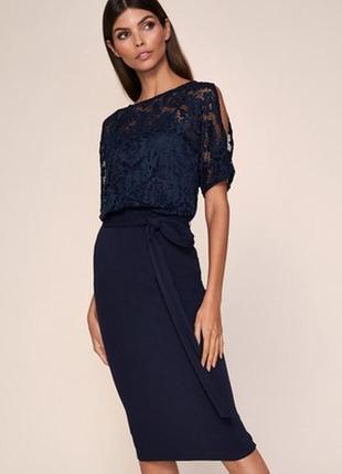 Вечернее платье 46р next3 фото