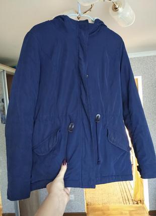 Куртка парка1 фото
